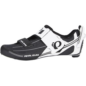 PEARL iZUMi Tri Fly Elite V6 Shoes Men white/black